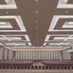 Hall di Bekasi Convention Center