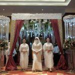 Pernikahan Modern di Grand Galaxy Convention Hall