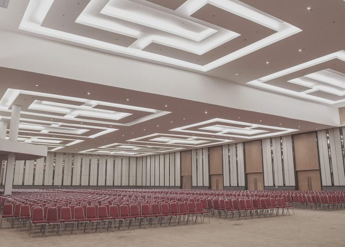 Hall Bekasi Convention Center