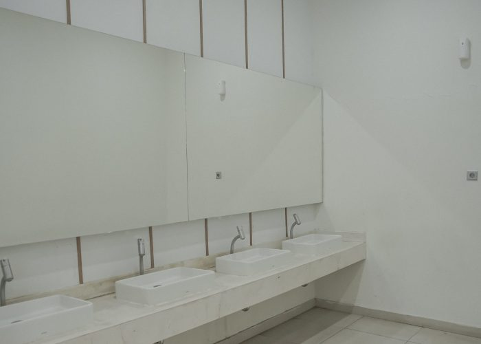 Toilet Bekasi Convention Center