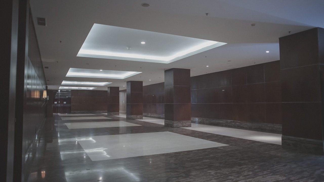 Venue Grand Galaxy Convention Hall