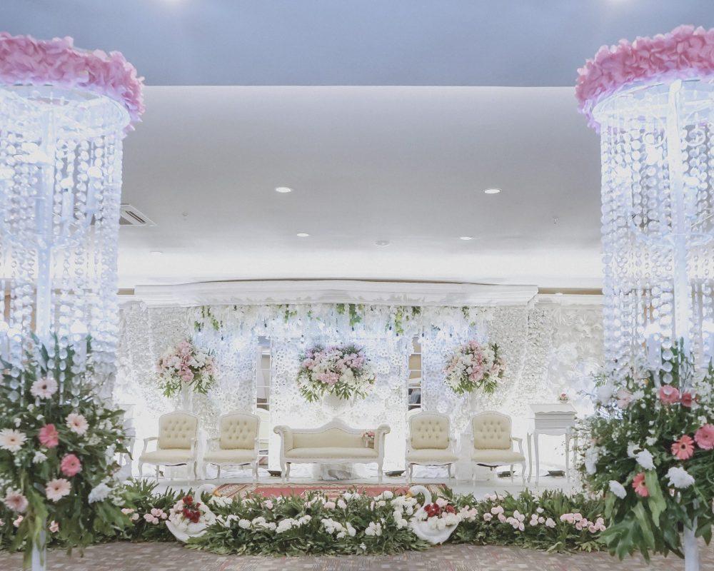 Dekorasi Pelaminan Papandayan Ballroom Tambun