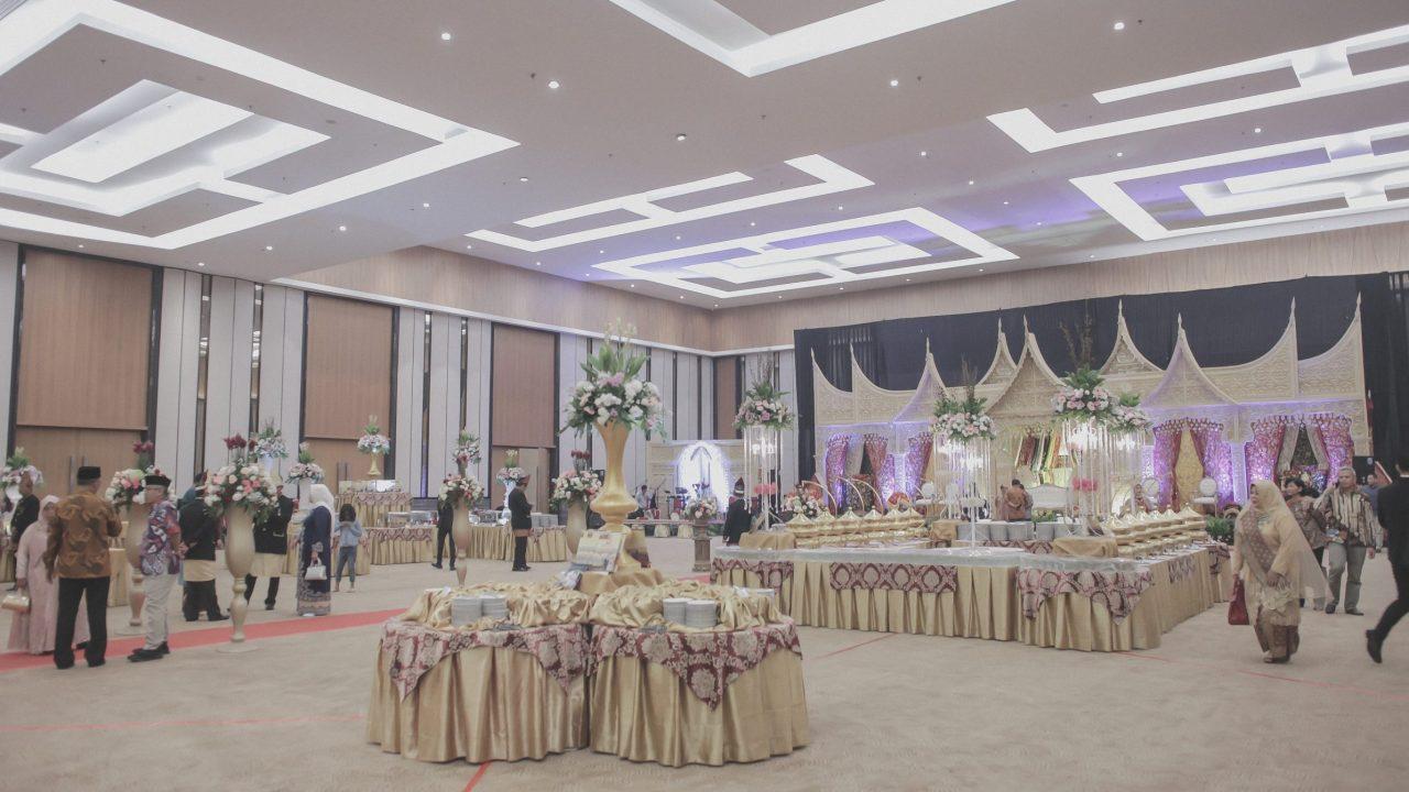 Wedding di Bekasi Convention Center