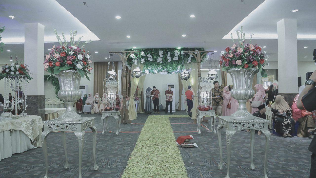 Dekorasi Papandayan Ballroom Tambun